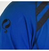 Q1905 Heren Keepersshirt Zoet Blauw / Zwart