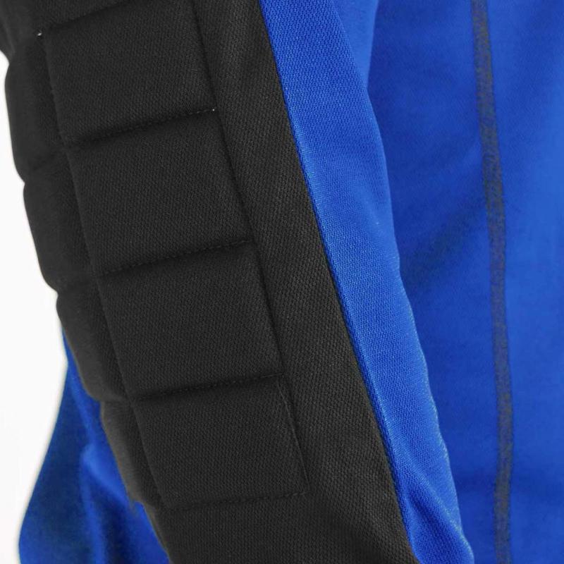 Q1905 Men's Keepersshirt Zoet Blauw / Zwart