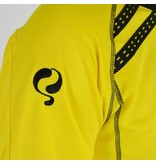 Q1905 Men's Keepersshirt Zoet Geel / Zwart