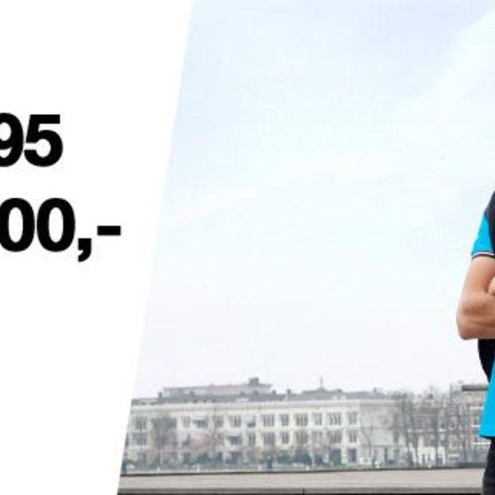 COMBIDEAL | €59,95 | 2 VOOR €100