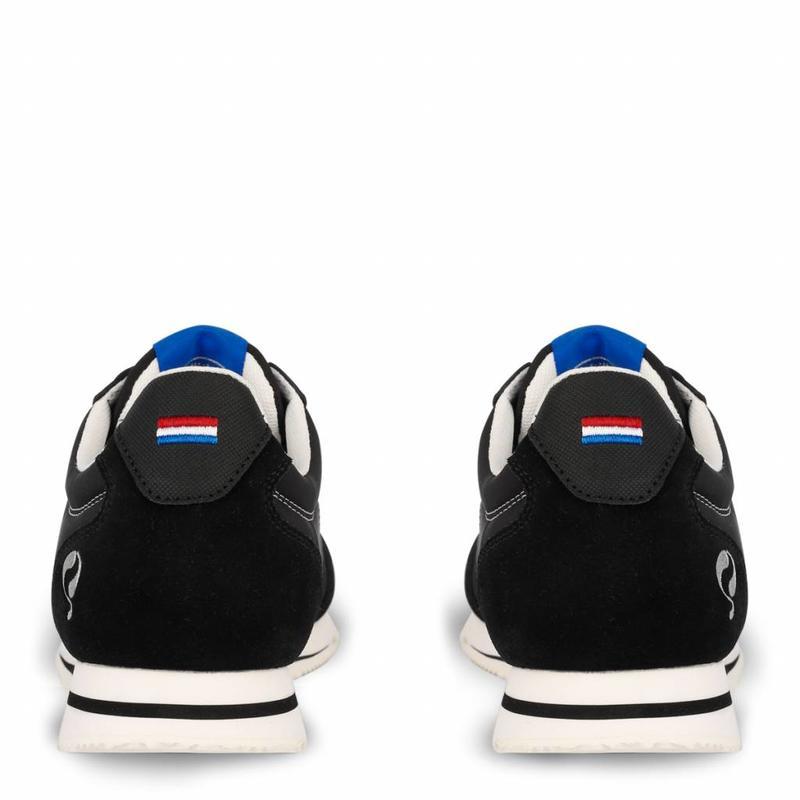Q1905 Heren Sneaker Cycloon Black