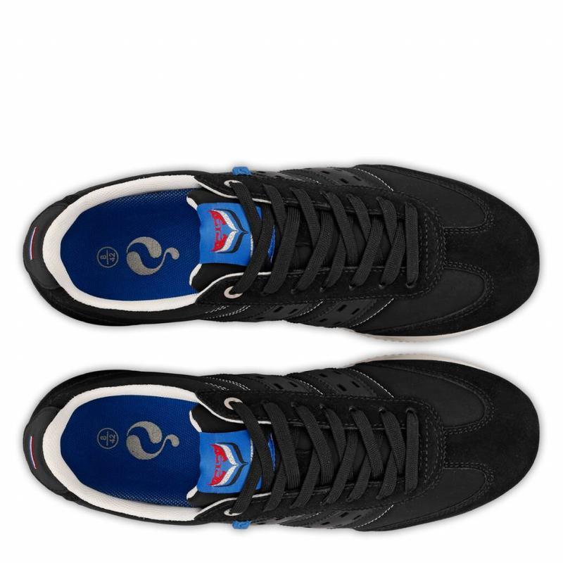 Heren Sneaker Cycloon Black