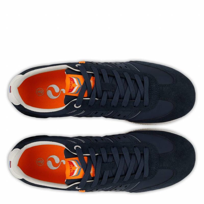 Q1905 Men's Sneaker Cycloon Deep Navy / Cloud Dancer