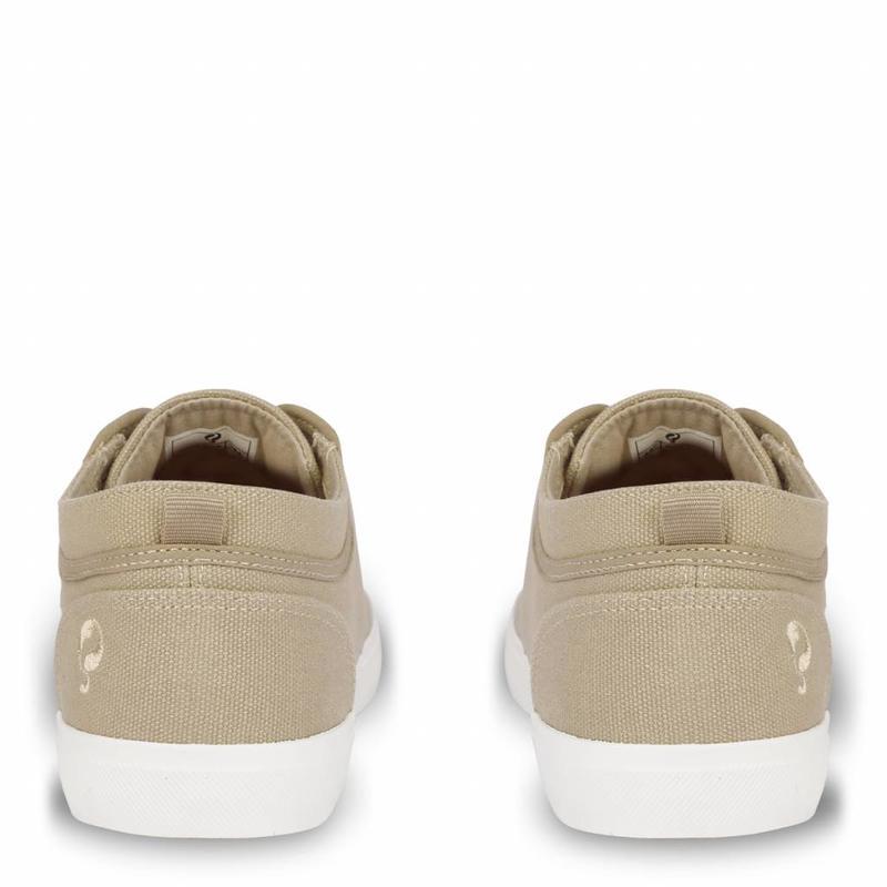 Q1905 Men's Sneaker Noordwijk Taupe Grey