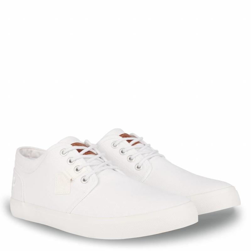 Heren Sneaker Noordwijk White