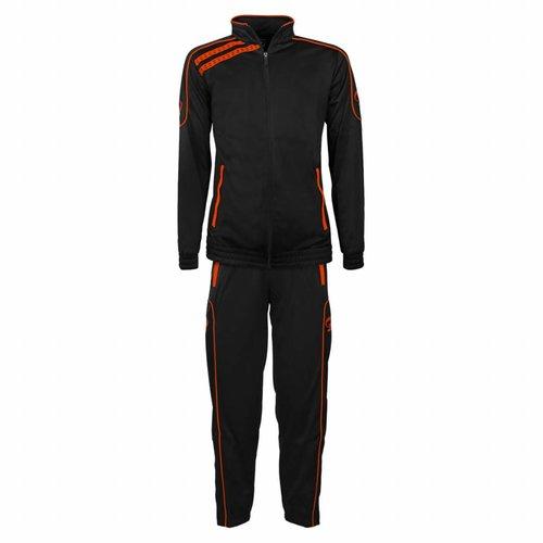 Men's Presentatiepak Stans Zwart / Oranje