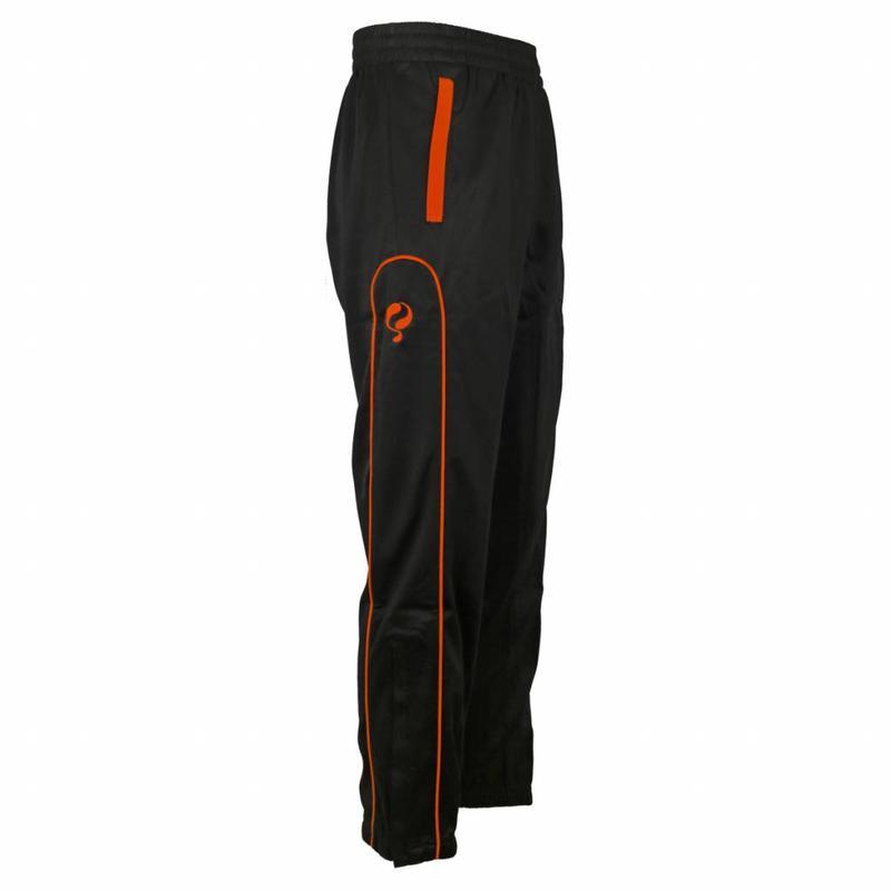 Heren Presentatiepak Stans Zwart / Oranje