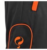 Q1905 Men's Presentatiepak Stans Zwart / Oranje