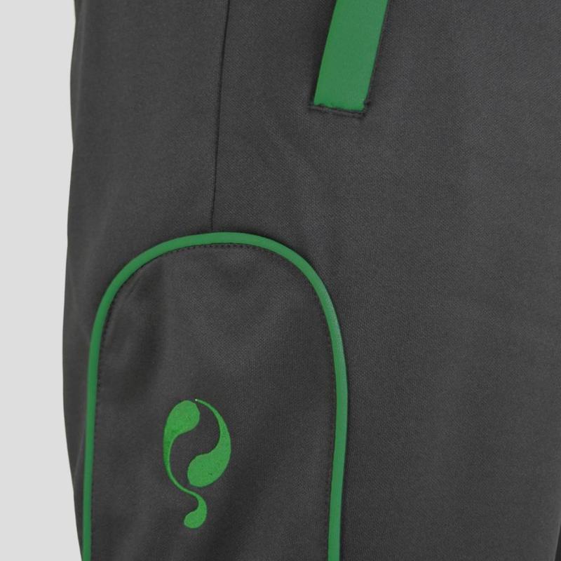 Heren Presentatiepak Stans Zwart / Groen