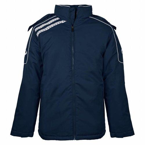 Men's Coachjas De Jong Navy / Wit