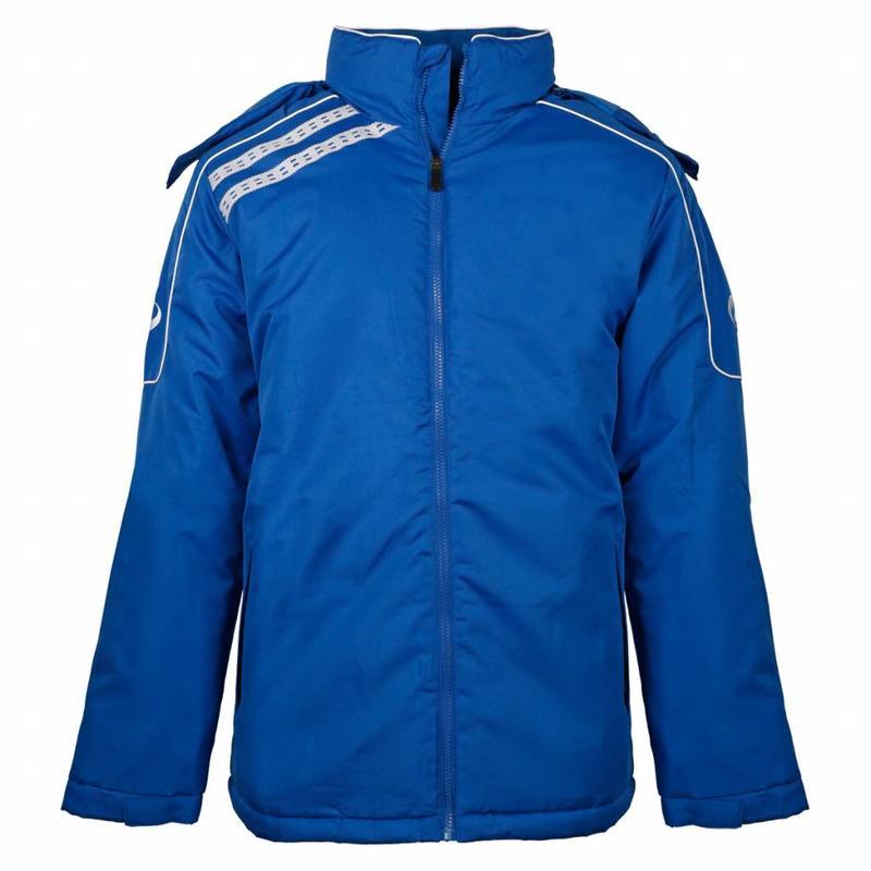 Men's Coachjas De Jong Blauw / Wit