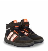 Q1905 Kids Sneaker Atlanta JR Lace Deep Navy / Antracite / White (26-35)