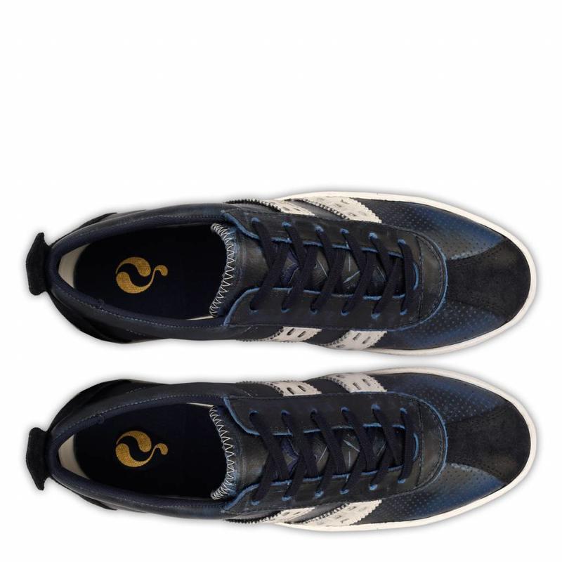 Q1905 Men's Sneaker Medal Deep Navy / Cloud Dancer