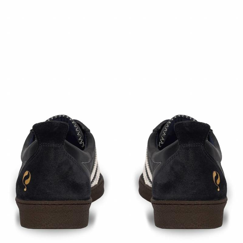 Heren Sneaker Medal Deep Navy / Cloud Dancer / Crepe