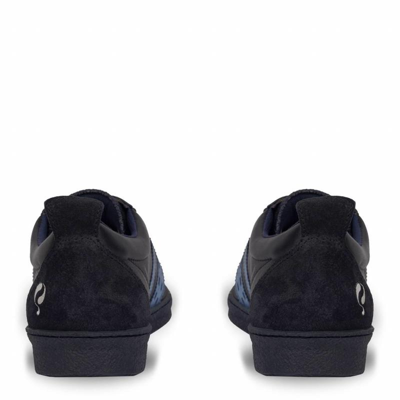 Q1905 Men's Sneaker Medal Deep Navy / Jeans Blue