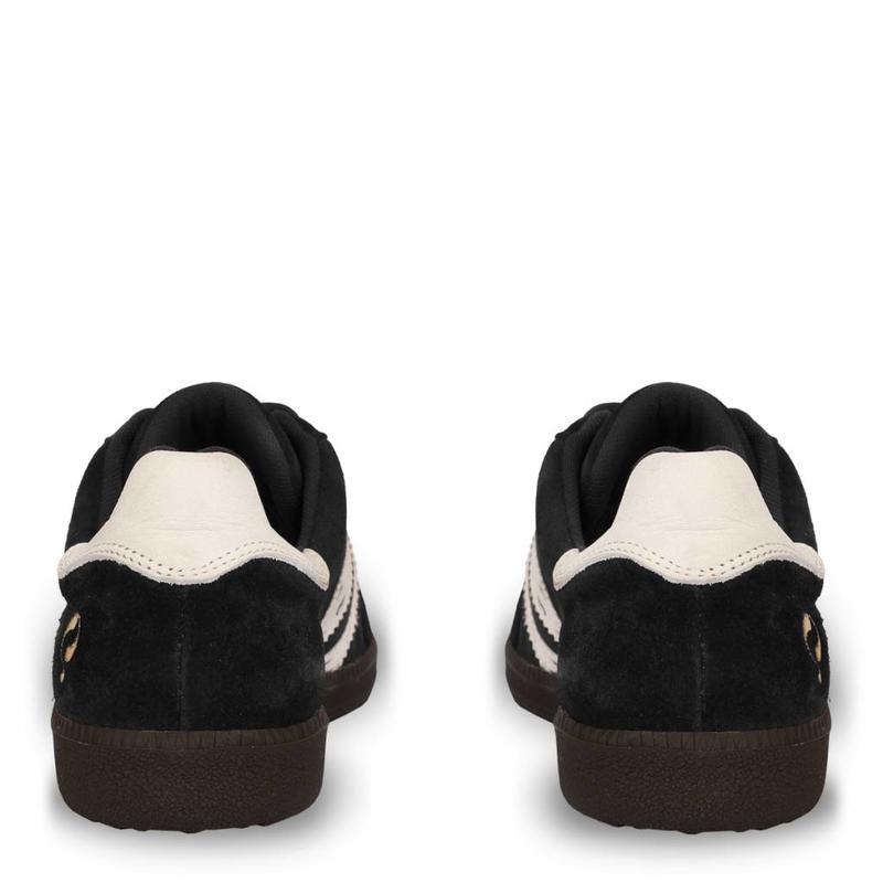 Q1905 Heren Sneaker Detroit Black / White