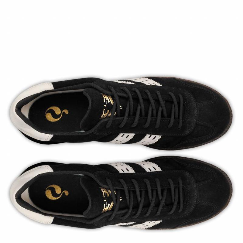 Heren Sneaker Detroit Black / White