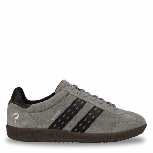 Heren Sneaker Detroit Dk Grey / Black