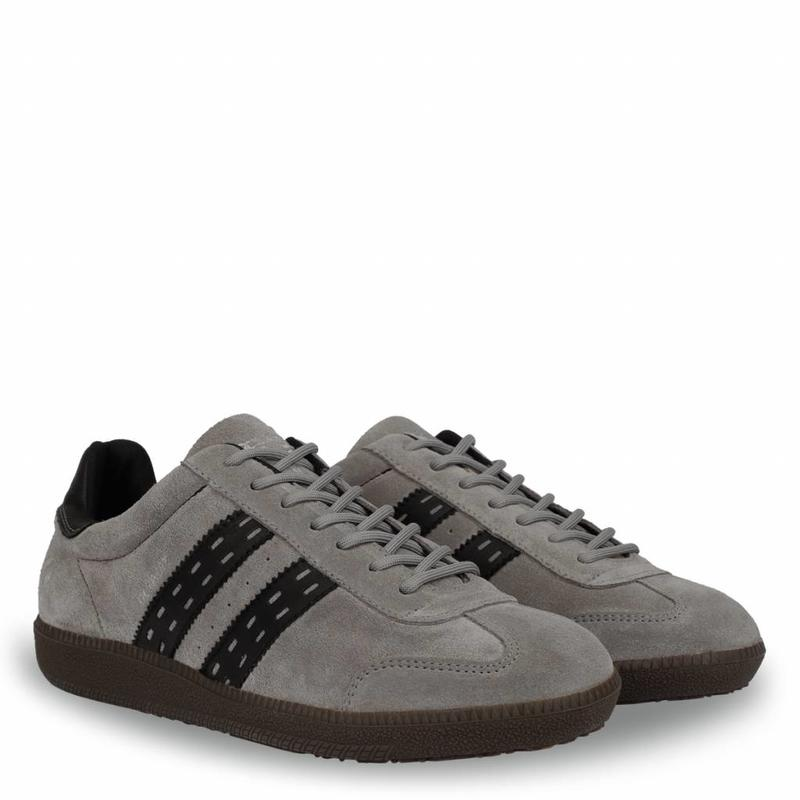 Men's Sneaker Detroit Dk Grey / Black