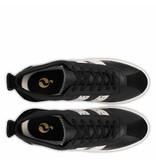 Q1905 Heren Sneaker Medal Black / Cloud Dancer