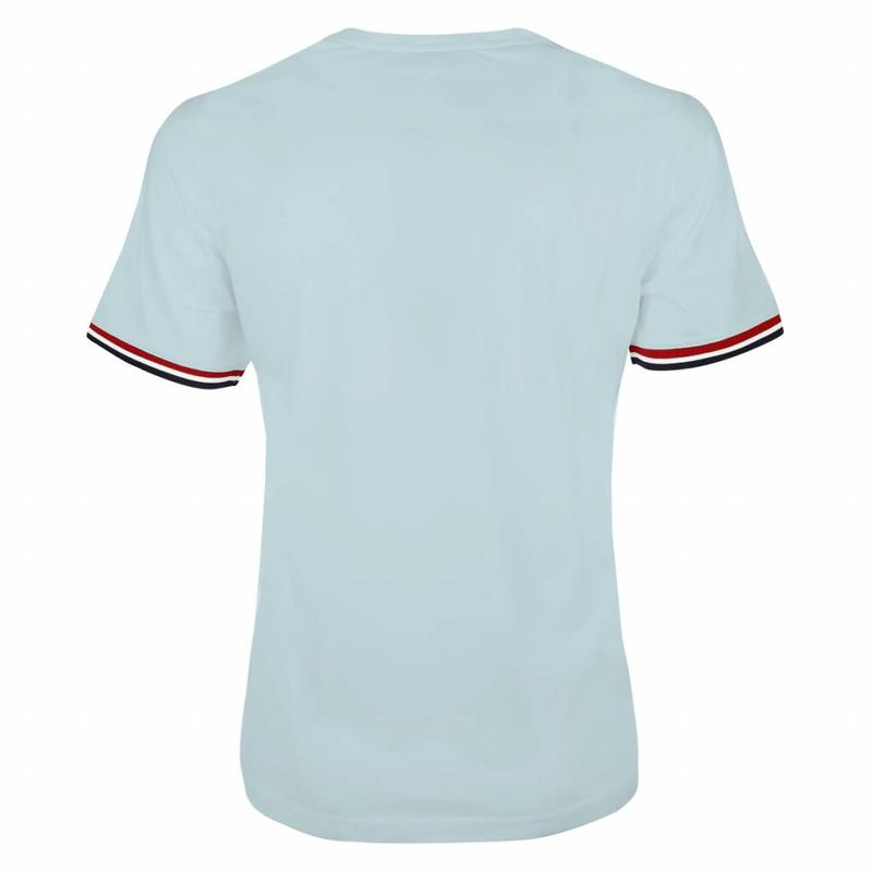 Men's T-shirt Zandvoort Skyway Blue