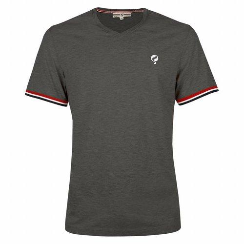 Men's T-shirt Zandvoort DK Grey Melee