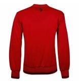 Men's Sweater Kruys Rood / Zwart