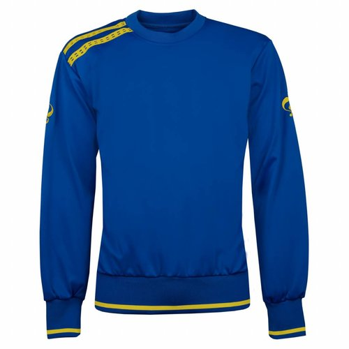 Men's Sweater Kruys Blauw / Geel