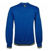 Men's Sweater Kruys Blauw / Geel