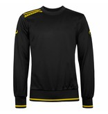 Q1905 Men's Sweater Kruys Zwart / Geel
