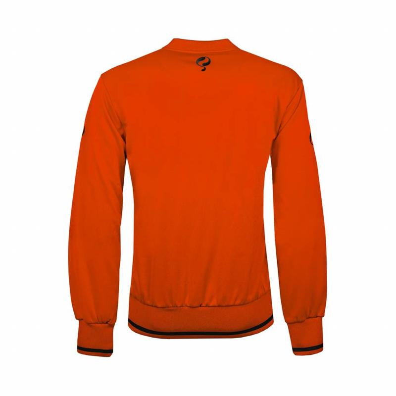 Kids Sweater Kruys Oranje / Zwart