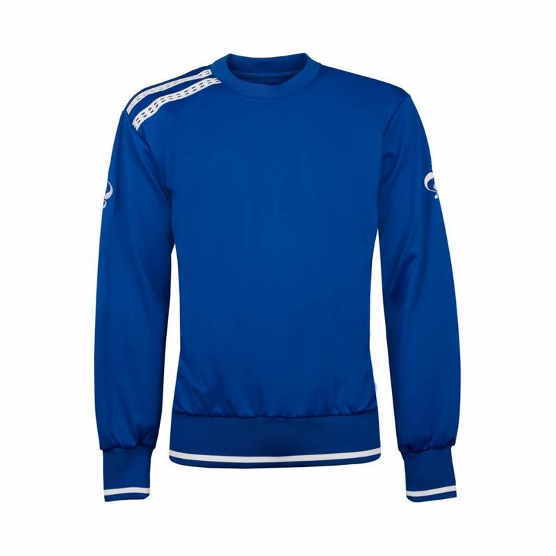 Kids Sweater Kruys Blauw / Wit
