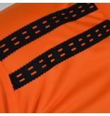 Men's Trainingsset Haller Oranje / Zwart
