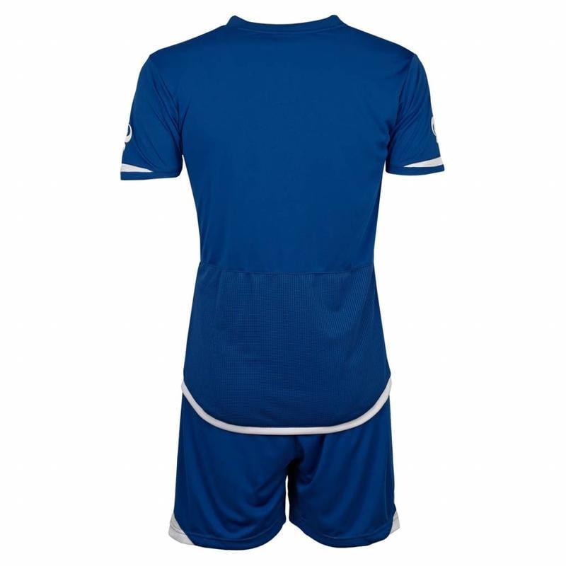 Men's Trainingsset Haller Blauw / Wit