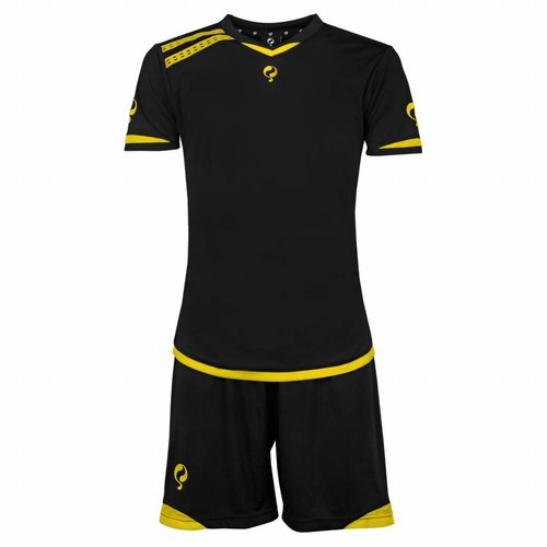 Men's Trainingsset Haller Zwart / Geel