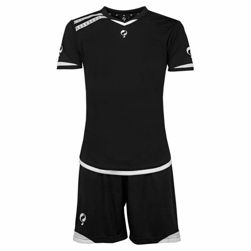 Men's Trainingsset Haller Zwart / Wit