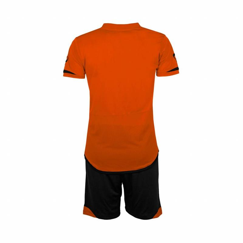 Kids Trainingsset Haller Oranje / Zwart
