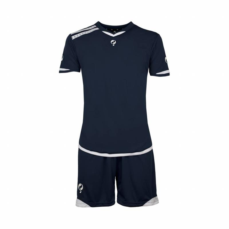 Kids Trainingsset Haller Navy / Wit