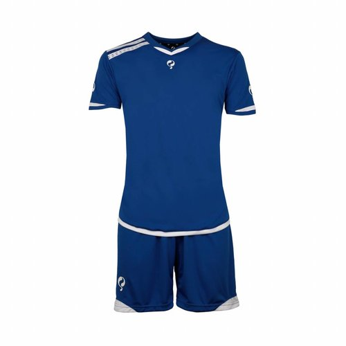 Kids Trainingsset Haller Blauw / Wit