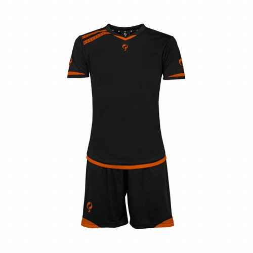 Kids Trainingsset Haller Zwart / Oranje
