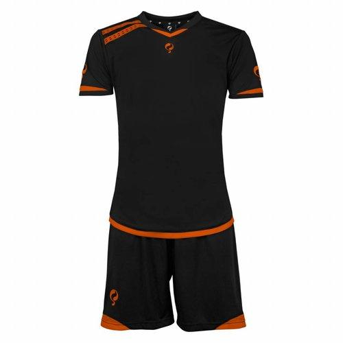 Men's Trainingsset Haller Zwart / Oranje