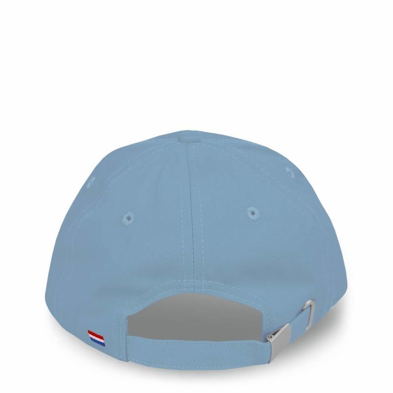Q Cap Lt Azul / Orange