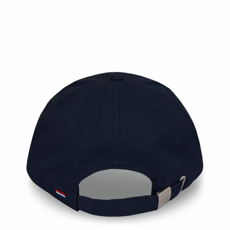 Q1905 Q Cap Deep Navy / Neon Green