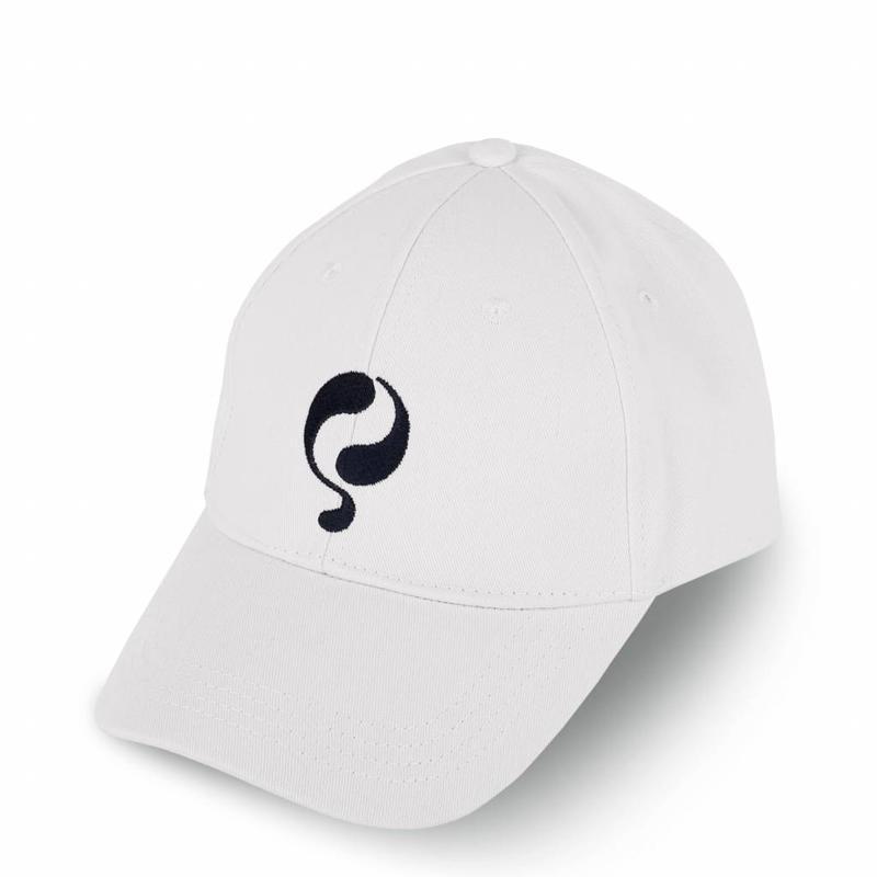 Q Cap White / Deep Navy
