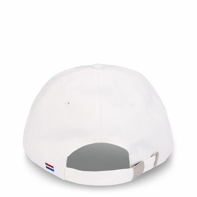 Q1905 Cap White / Deep Navy