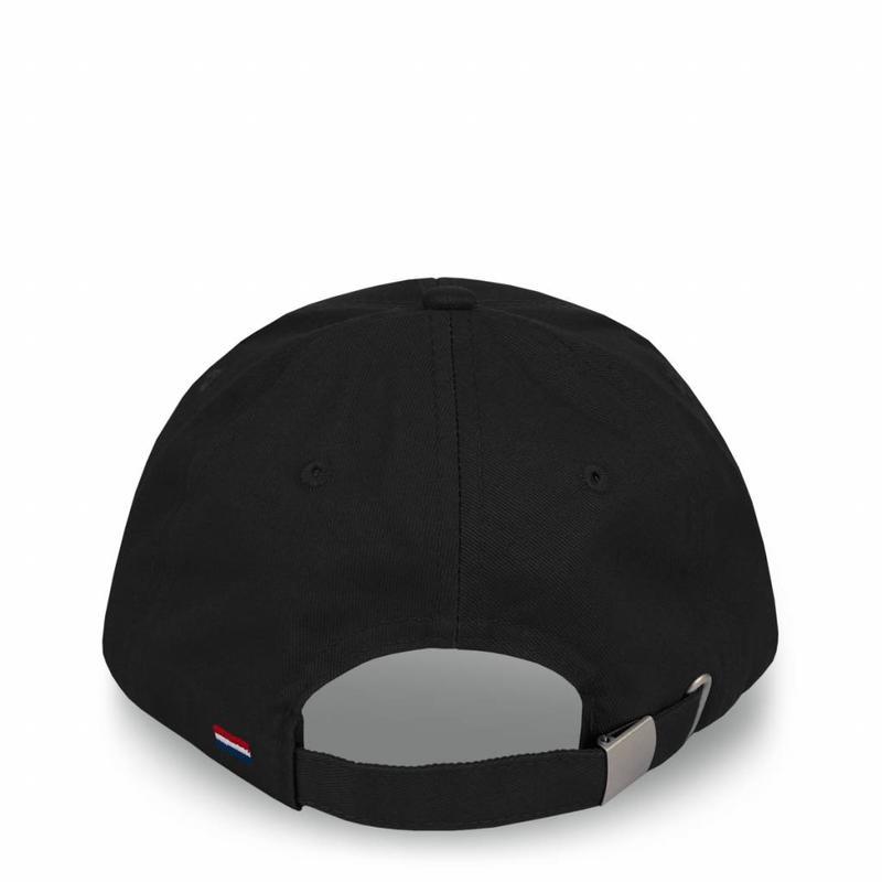 Q1905 Cap Black / White