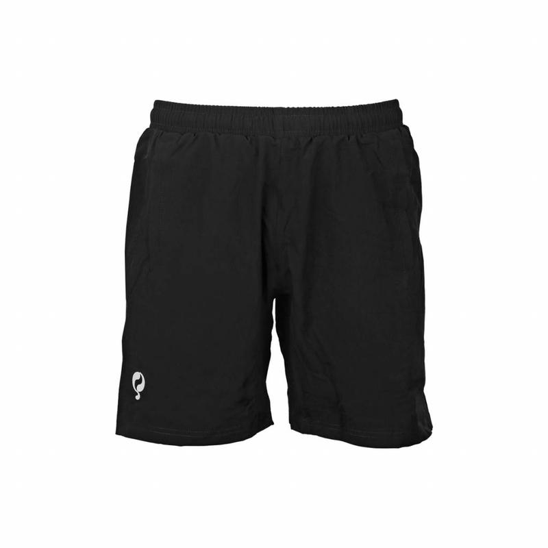 Q1905 Kids Short Verga Zwart / Wit