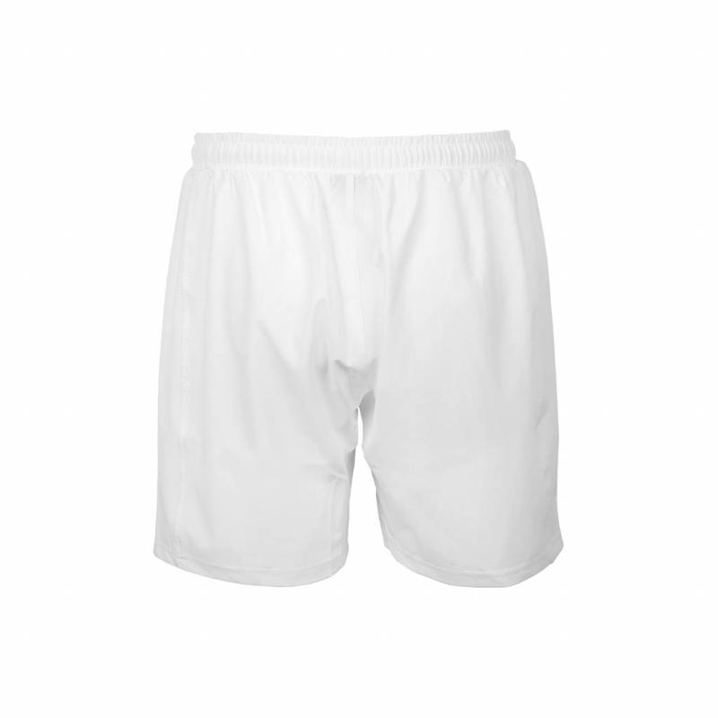 Q1905 Kids Short Verga Wit / Zwart