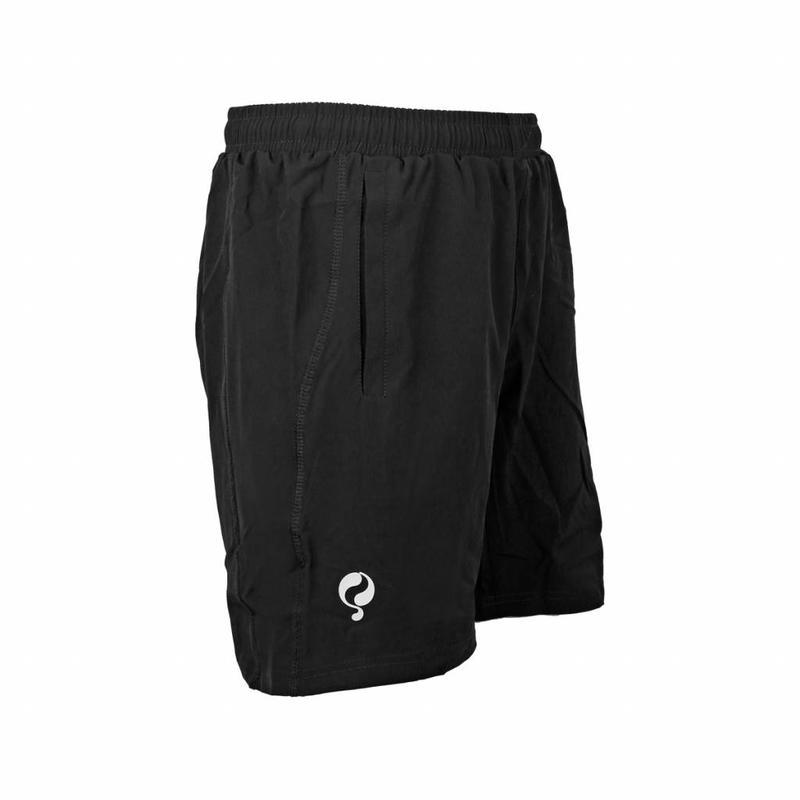 Q1905 Men's Short Verga Zwart / Wit