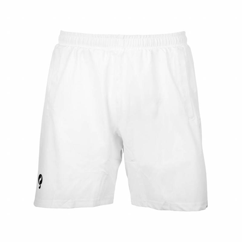Q1905 Men's Short Verga Wit / Zwart